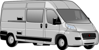 Mini Van service for family trips by Luton Minicabs
